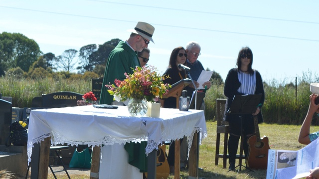 Bungaree Parish Cemetery Mass 3
