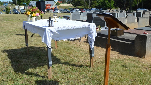 Bungaree Parish Cemetery Mass 9