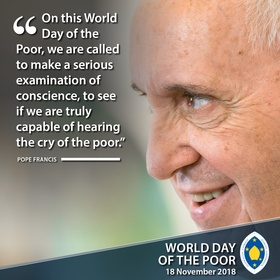 World Day of the Poor 3