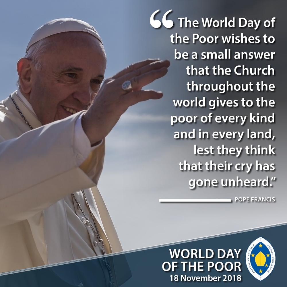 World Day of the Poor 4